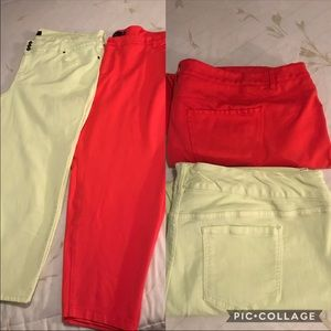 🌺🌺EUC - Bundle Of Torrid Pants And Jeggings